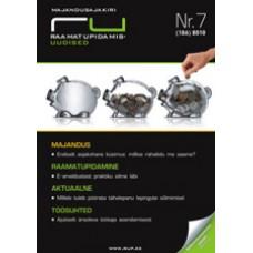 RaamatupidamisUudised nr 7 (126) 2010