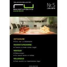 RaamatupidamisUudised nr 5 (124) 2010