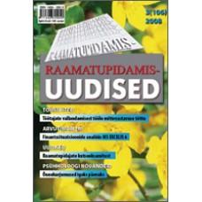 Raamatupidamisuudised nr 3 (106) 2008