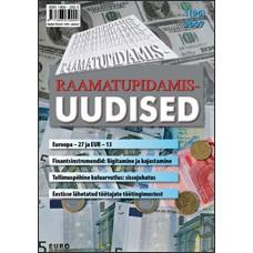 Raamatupidamisuudised nr 1 (96) 2007