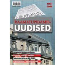 Raamatupidamisuudised nr 6 (93) 2006