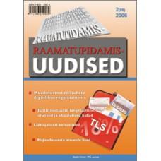 Raamatupidamisuudised nr 2, 2006