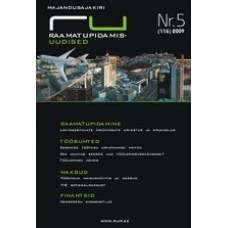 RaamatupidamisUudised nr 5 (116) 2009