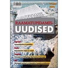 Raamatupidamisuudised nr 1 (104) 2008