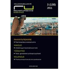 RaamatupidamisUudised nr 3 (130) 2011