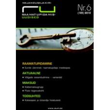 RaamatupidamisUudised nr 6 (125) 2010