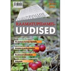 Raamatupidamisuudised nr 6 (101) 2007
