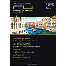RaamatupidamisUudised nr 4 (131) 2011