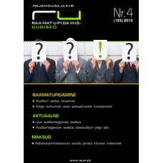 RaamatupidamisUudised nr 4 (123) 2010