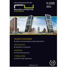 RaamatupidamisUudised nr 5 (132) 2011