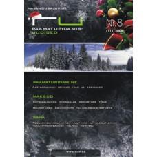 Raamatupidamisuudised nr 8 (111) 2008