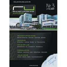 Raamatupidamisuudised nr 3 (114) 2009