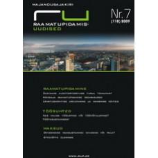 RaamatupidamisUudised nr 7 (118) 2009