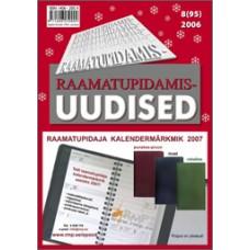 Raamatupidamisuudised nr 8 (95) 2006
