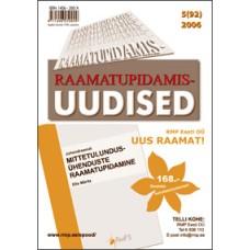 Raamatupidamisuudised nr 5 (92) 2006