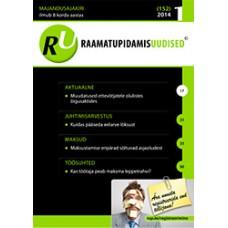 Raamatupidamisuudised nr 1 (152) 2014