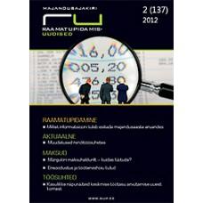 RaamatupidamisUudised nr 2 (137) 2012