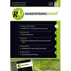 RaamatupidamisUudised nr 8 (143) 2012