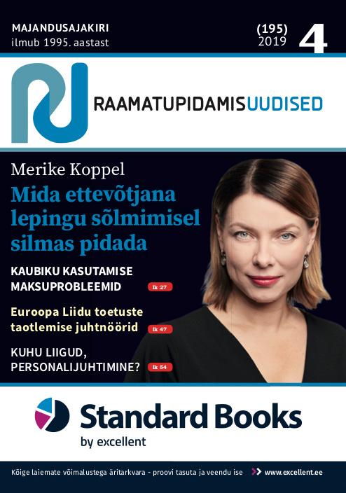 Eesti tarbijate usaldus kodumaiste e-poodide vastu kasvab