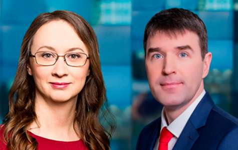 BDO Eesti partnerid Maris Männik-Gaite Cruz ja Sven Siling