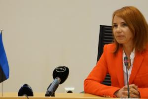 Министр финансов Кейт Пентус-Розиманнус