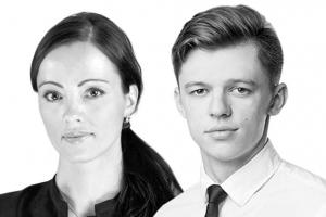 Мариана Хагстрём, присяжный адвокат; Кристо Нилов, юрист