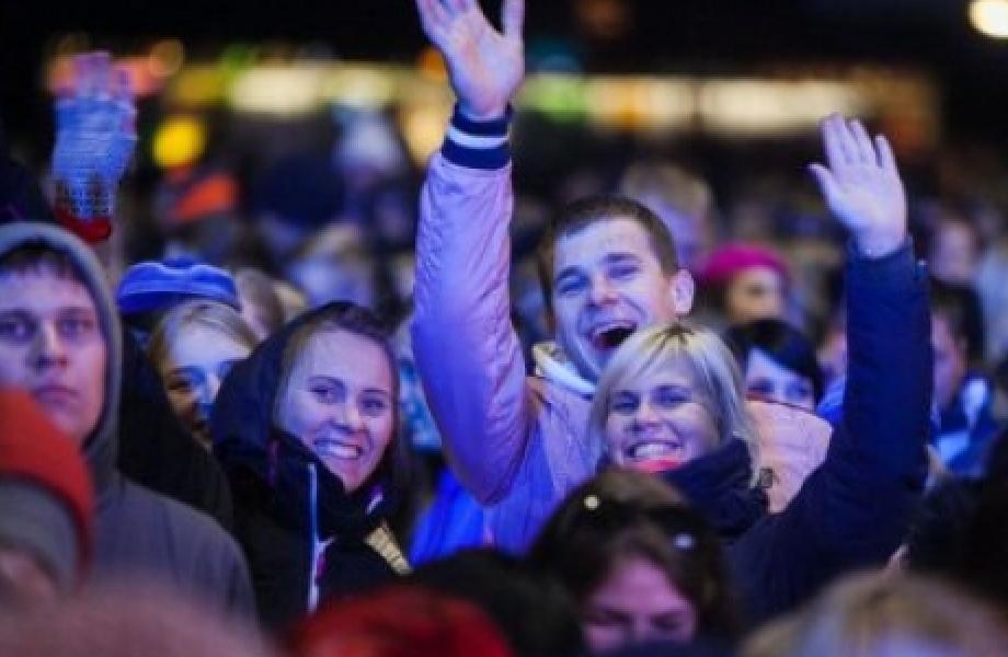 Русская молодежь онлайн фото 671-434