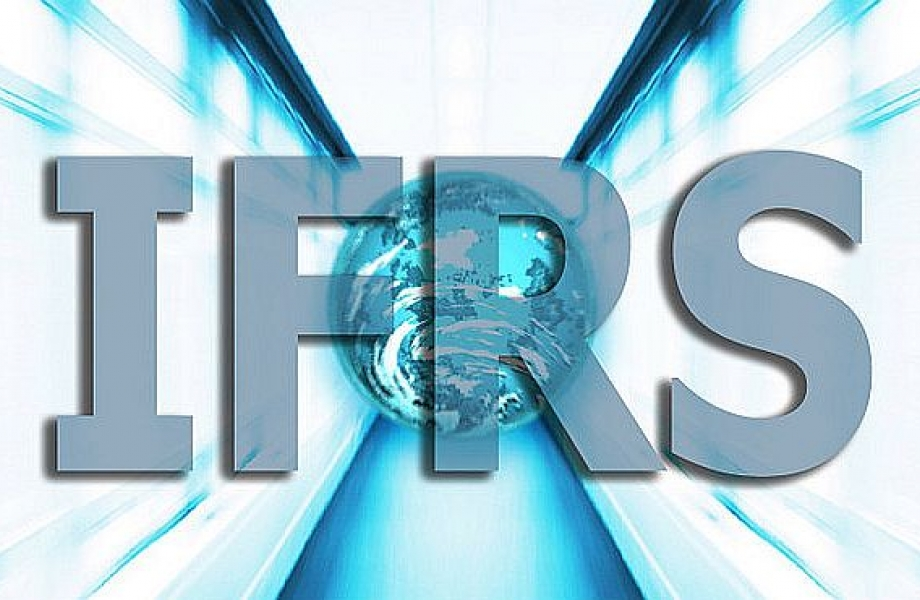 project work on ifrs